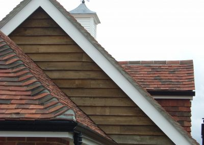 XC Roof Detail